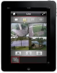 Remote CCTV App