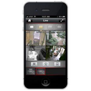 iphone remote cctv app